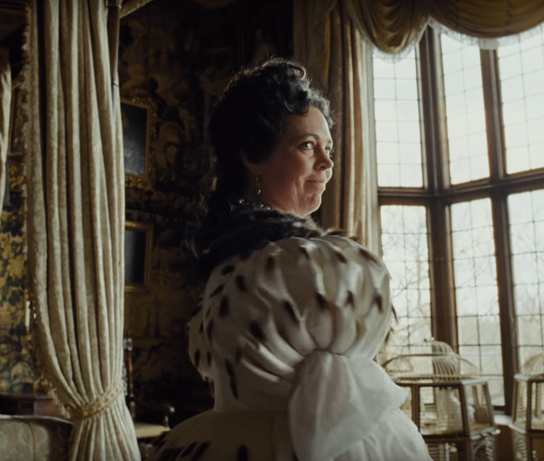 The Favourite Queen Anne