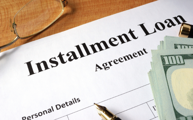 What are installment loans?  – Large, easy magazine